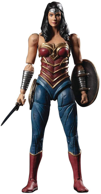 Dc Injustice 2 Wonder Woman Exclusive 375 Action Figure -6666