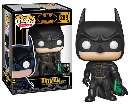 Funko Dc Batman 80th Funko Pop Heroes Batman Vinyl Figure