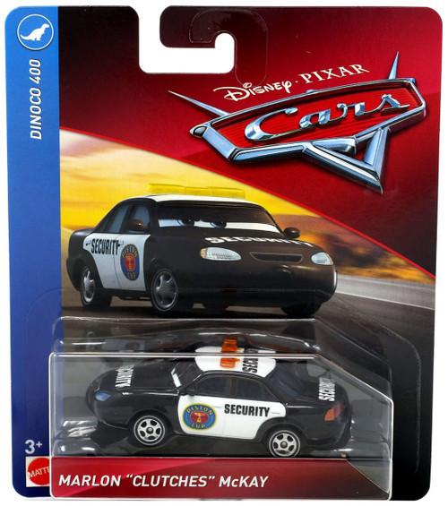 Car Brands Starting With P >> Disney Pixar Cars Cars 3 Dinoco 400 Marlon Clutches McKay 155 Diecast Car Mattel Toys - ToyWiz