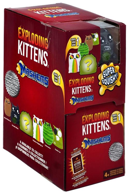 3 Pack Mashems Exploding Kittens