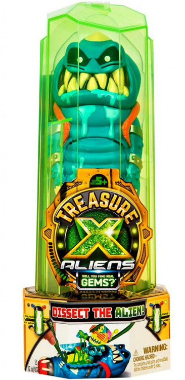 Treasure X Mystery Pack CDU Box of 9 From Moose Toys