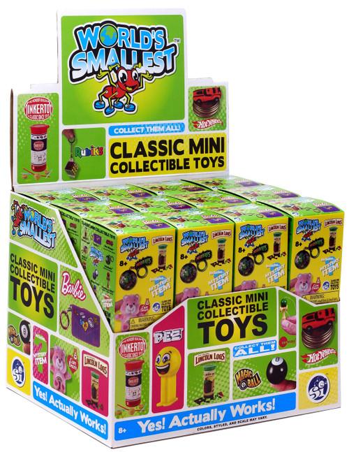 Series 2 World's Smallest Mystery Box [24 Packs]