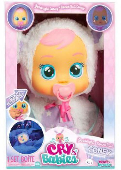 Cry Babies Good Night Coney Doll Imc Toys Toywiz
