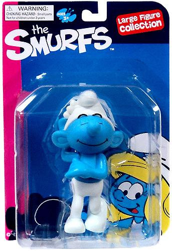 The Smurfs Vanity Smurf 5 Action Figure Goldie Marketing Toywiz