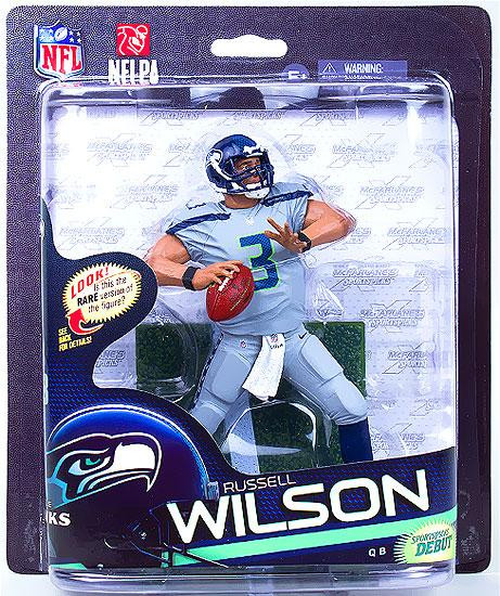 super popular 7d4c8 fcc84 McFarlane Toys NFL Seattle Seahawks Sports Picks Series 33 ...