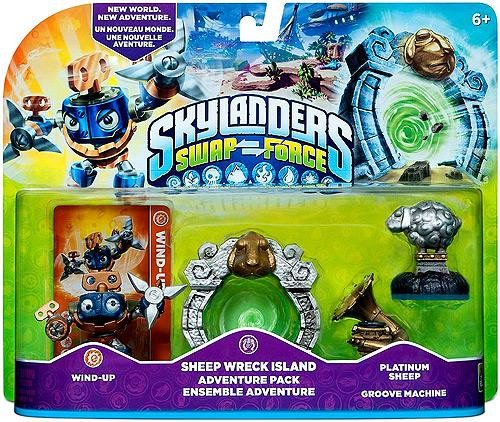Image result for sheep wreck island adventure pack