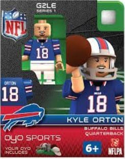 brand new a10b7 af1ab NFL Buffalo Bills NFL Generation 2 Series 1 Kyle Orton ...