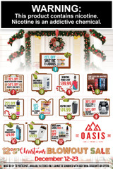 12 DAYS OF CHRISTMAS AT OASIS!