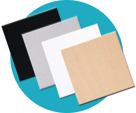 Color Shades For Standing Desk