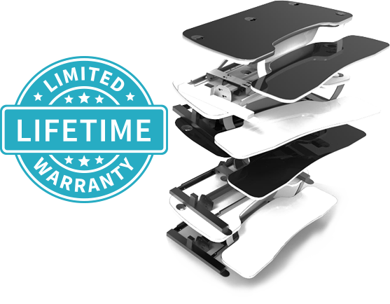 Versadesk Product Lifetime Warranty