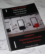 Organizational Toolkit to Salon Business Success
