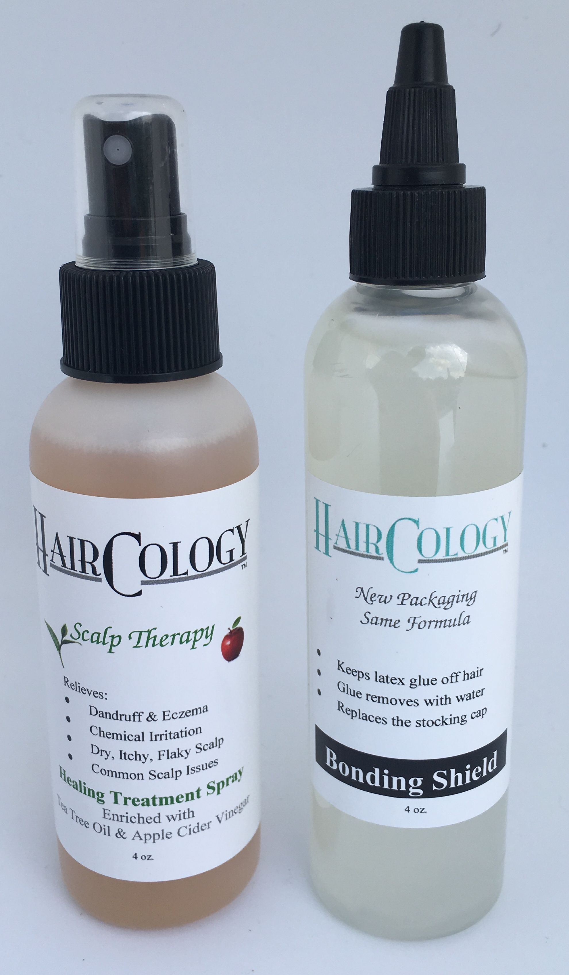 Scalp & Hair  Weave Protection Package