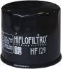 Hiflofiltro Oil Filter - HF129