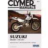 Clymer M272 Service Shop Repair Manual Suzuki DR650SE 1996-2013