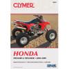 Clymer M201 Service Shop Repair Manual Honda TRX450R / TRX450ER 2004-2009