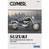 Clymer M261-2 Service Shop Repair Manual Suz 1500 Intruder / Boulevard C90 98-09