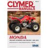Clymer M215-2 Service Shop Repair Manual Honda TRX250EX Sportrax TRX250X 01-12