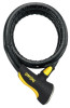 OnGuard 8025 Rottweiler Armored Cable Lock 6' x 25mm