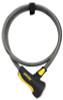 "OnGuard 8040L Akita Cable Lock 9.73"" x 12mm"