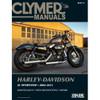 Clymer M427-4 Service Shop Repair Manual Harley XL883 / XL1200 Sportster 04-13