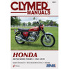 Clymer M341 Service Shop Repair Manual Honda CB750 SOHC Fours 69-78