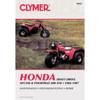 Clymer M455 Service Shop Repair Manual Honda ATC250/4Trax 200-250 84-87