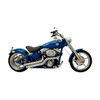Supertrapp Mean Mothers Full Exhaust Side Swipes 08-11 FXCW / C Chrome