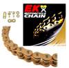 EK 520RXO-SM Gold SX-Ring Supermoto Chain (Clip Master)