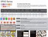 EK 530SRX2 Gold Sport Race QX-Ring Motorcycle Chain (Screw Master)