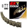 EK 525SROZ2 O-Ring Motorcycle Chain (Rivet Master)