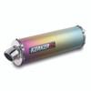 "Kerker Sport Performance Series Exhaust for Silencer ELLIP 2""CORE R/L RB TI"