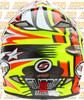 Suomy MX Jump Bullet Yellow Helmet