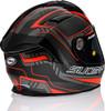 Suomy SR Sport Carbon Red Helmet