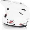 Bell Moto-9 Flex Gloss White Helmet