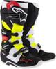 Alpinestars Tech 7 Boots Black Red Yellow
