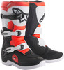 Alpinestars Tech 3S Youth Boots Black White Red