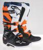 Alpinestars Tech 7 Enduro Boots Black Orange White Blue