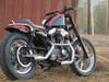 "Progressive Suspension 444 Harley Shocks 13.5"" Black (444-4074B)"