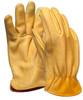Olympia 142 Rugged Deer Skin Glove