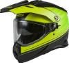Gmax AT-21 Adventure Raley Helmet Matte Hi-Viz