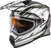 Gmax AT-21S Adventure Epic Snow Helmet Silver