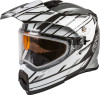 Gmax AT-21S Adventure Epic Snow Helmet Silver