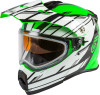Gmax AT-21S Adventure Epic Snow Helmet Green