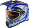 Gmax AT-21S Adventure Epic Snow Helmet Blue