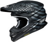 Shoei VFX-EVO FAITHFUL TC-5 Black Helmet