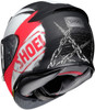 Shoei RF-1200 BRAWN TC-1 Red Helmet