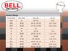 Bell MX-9 Adv Snow Electric Helmet Switchback Matte Blue/Red Black
