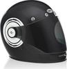 Bell Bullitt Cruiser Helmet Bolt Gloss Black/White