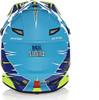 Suomy MX Speed Warp Blue Helmet