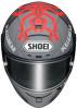 Shoei X-14 Marquez Black Concept 2 T1 Helmet